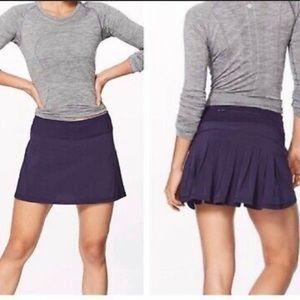 NWT Lululemon Circuit Breaker Skirt